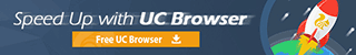 UC browser for u're Mobile